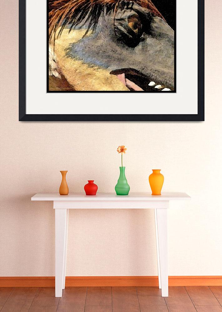 """""""Dinosaur Watercolor&quot  by HodlinGallery"""
