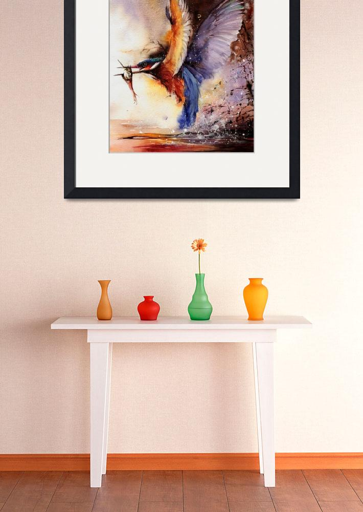 """""""A Splash Of Colour""""  (2010) by MightyFineArt"""