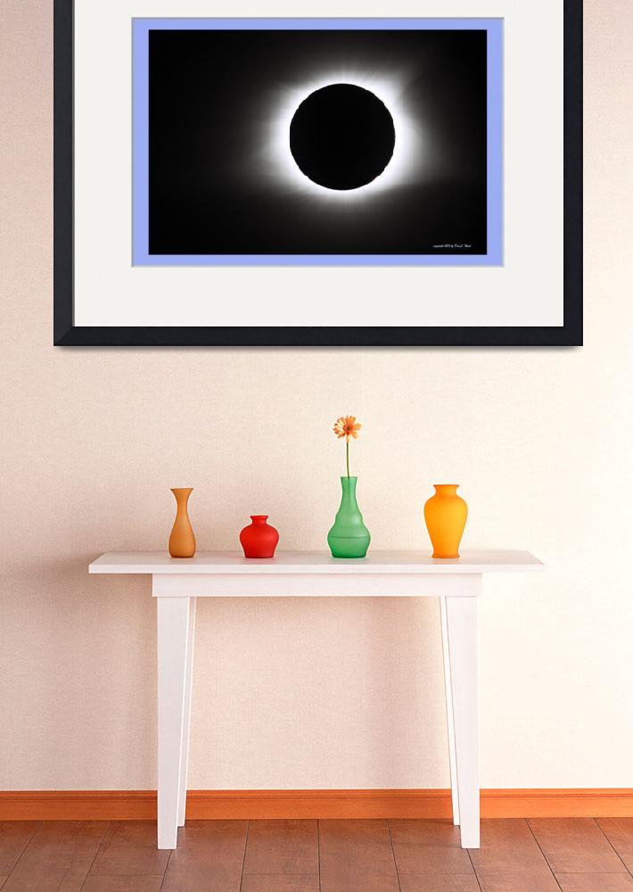 """Eclipse Corona&quot  (2017) by danlward"