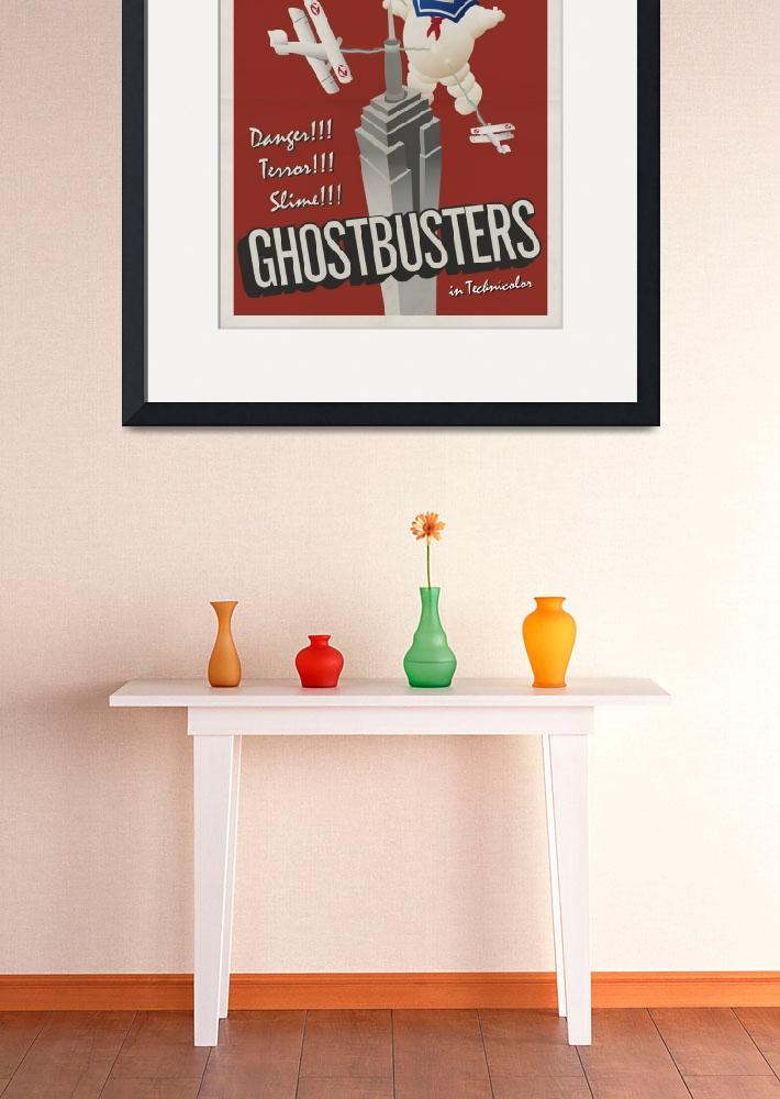 """""""Ghostbusters&quot  (2011) by BrickHut"""