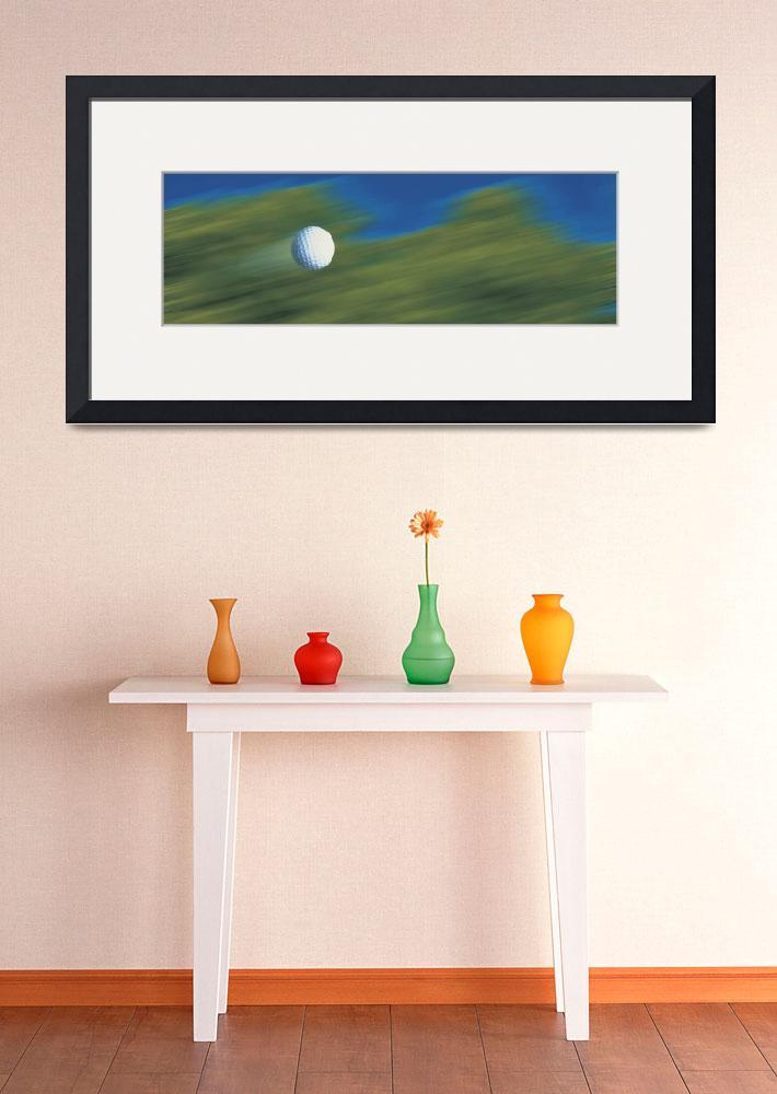 """""""Traveling golf ball&quot  by Panoramic_Images"""
