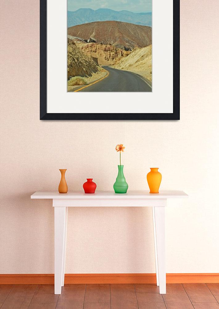 """""""Death Valley I&quot  (2013) by christaforrest"""