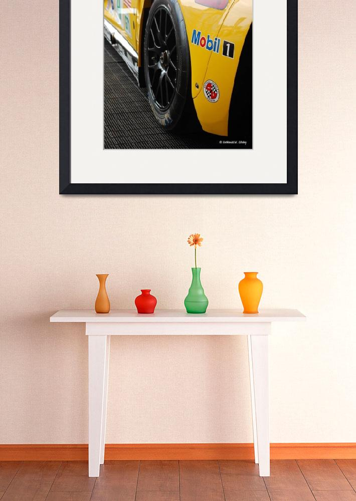 """""""Corvette Racing&quot  by nwritchey"""