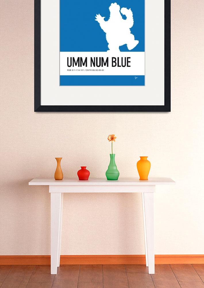 """""""No29 My Minimal Color Code poster Cooky&quot  by Chungkong"""