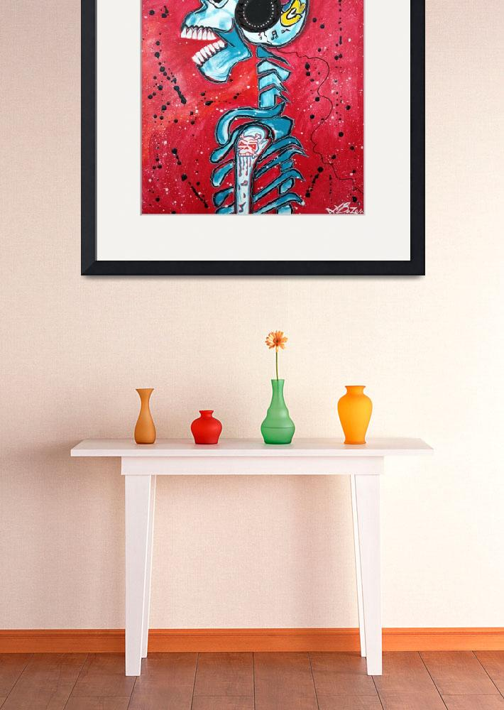 """Music is Art""  (2014) by ArtPrints"