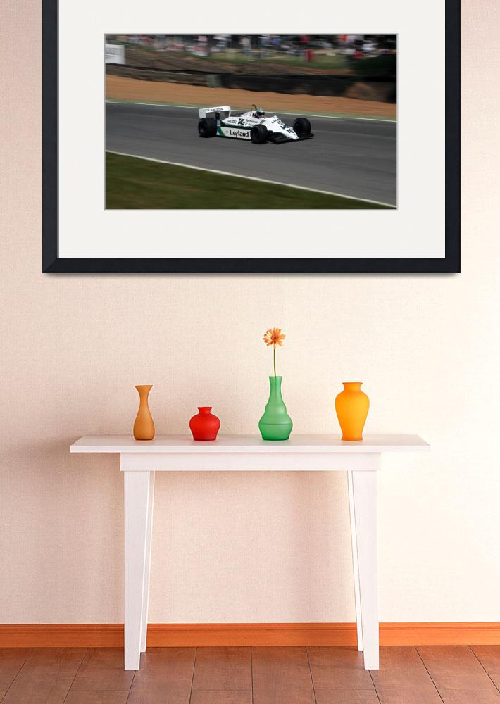 """""""Williams FW07&quot  (2008) by Velsfi"""