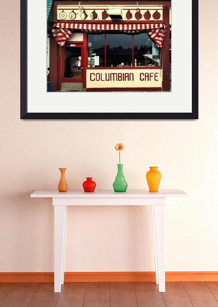"""""""Columbian Cafe&quot  (2009) by jody9"""