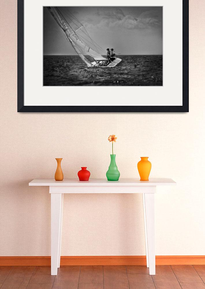"""""""Day Sail&quot  (2010) by craigbrandtphotography"""