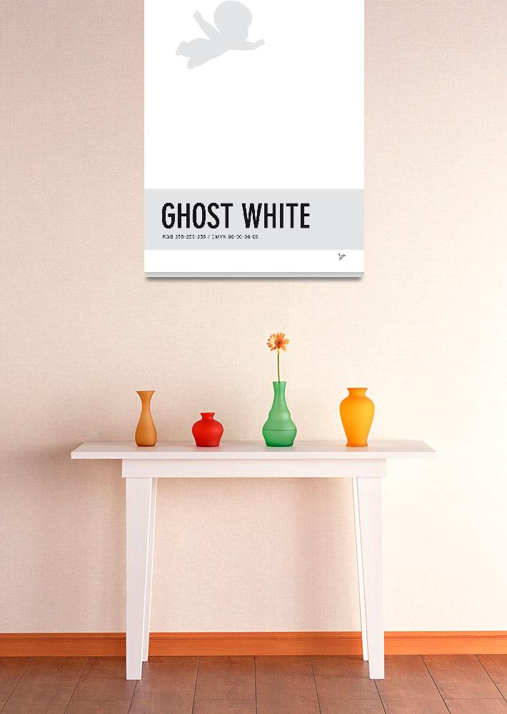 """""""No09 My Minimal Color Code poster Casper&quot  by Chungkong"""