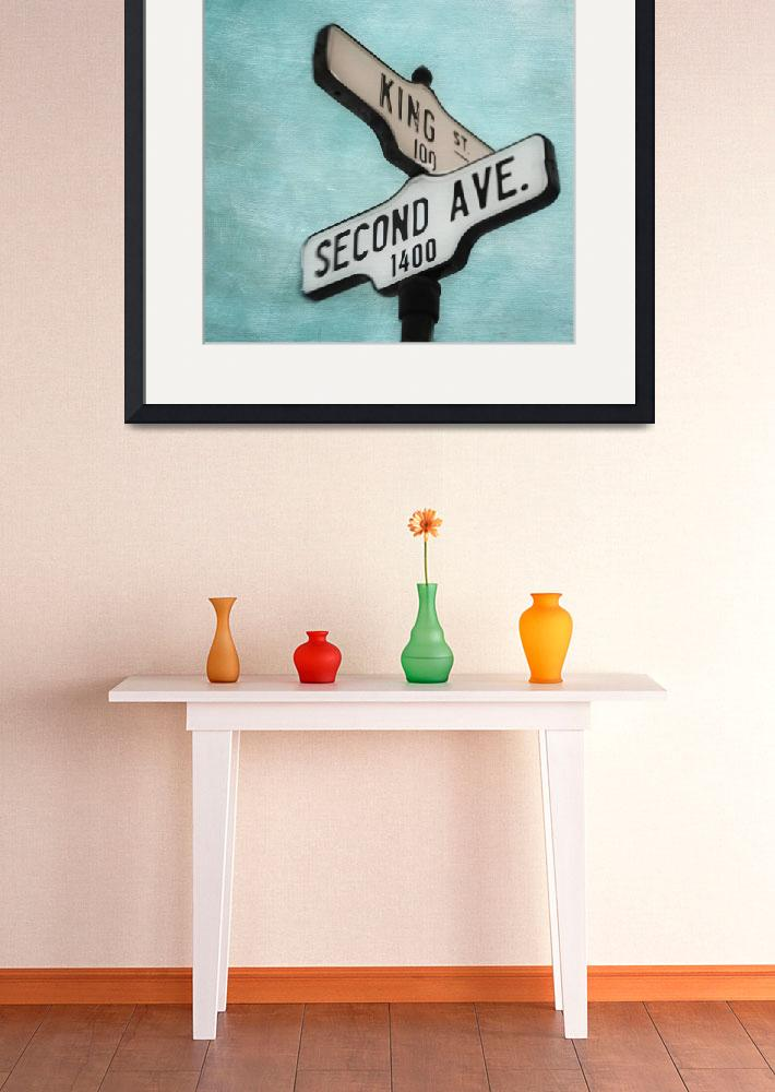 """""""second avenue 1400&quot  by Piri"""