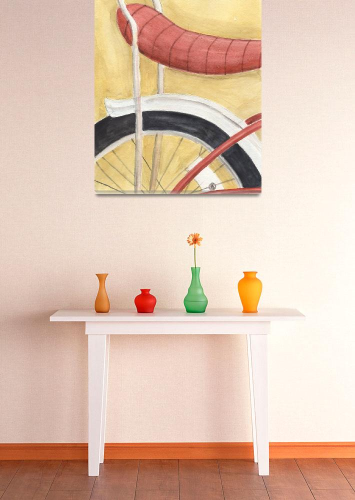 """""""A Bicycle with a Banana Seat&quot  (2006) by 1970something"""