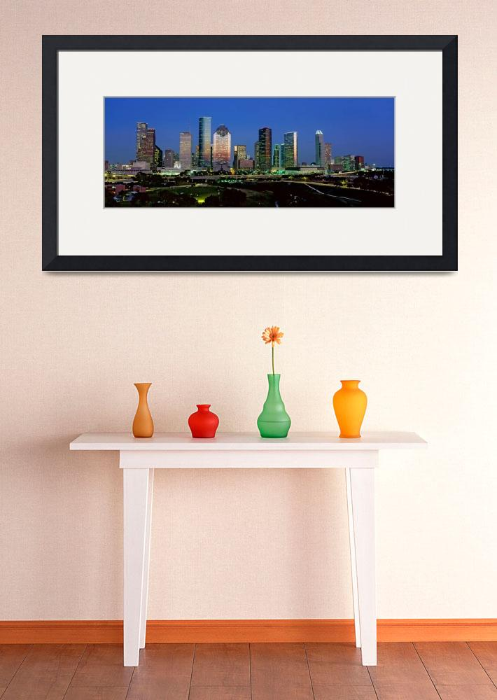 """Houston&quot  by IK_Stores"