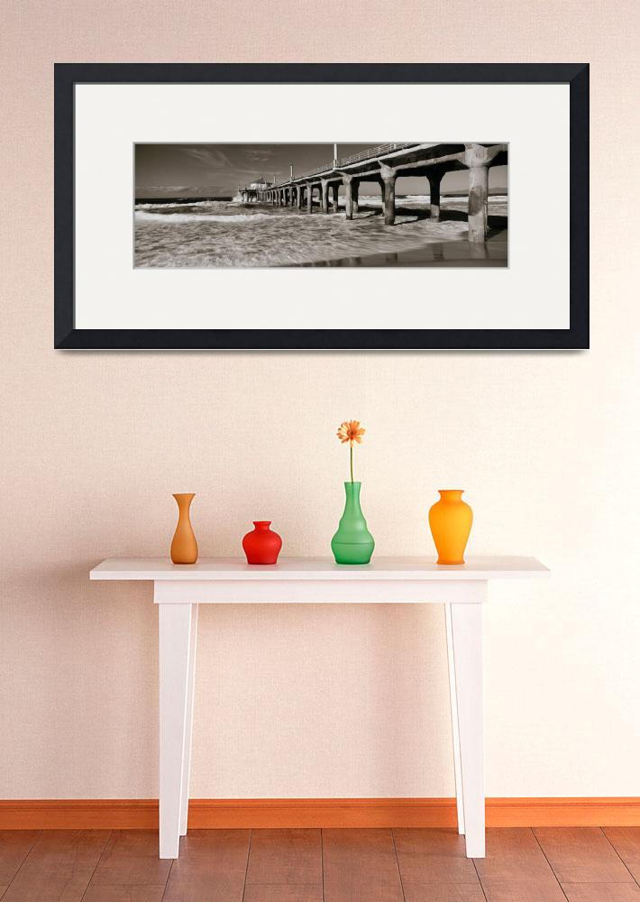 """""""Pier&quot  by Panoramic_Images"""