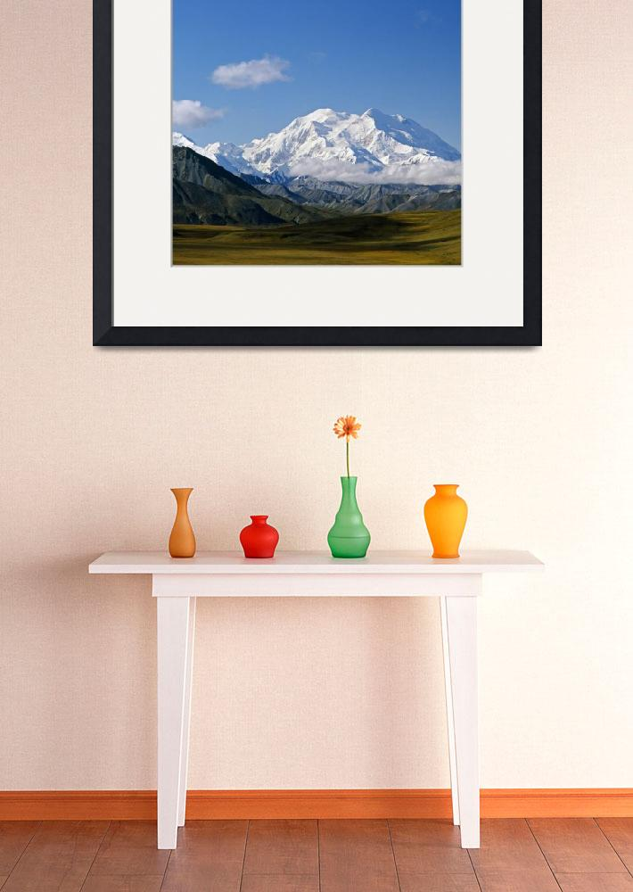 """Mount McKinley massif&quot  by Panoramic_Images"