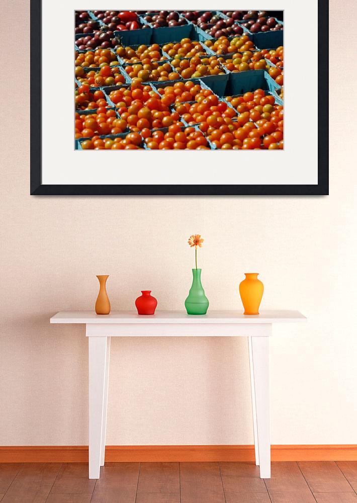 """""""Tomatos&quot  by jaime_rose_photography"""