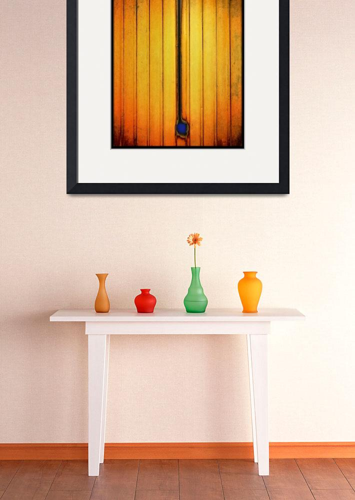 """""""House Wall&quot  by loribbrooks"""