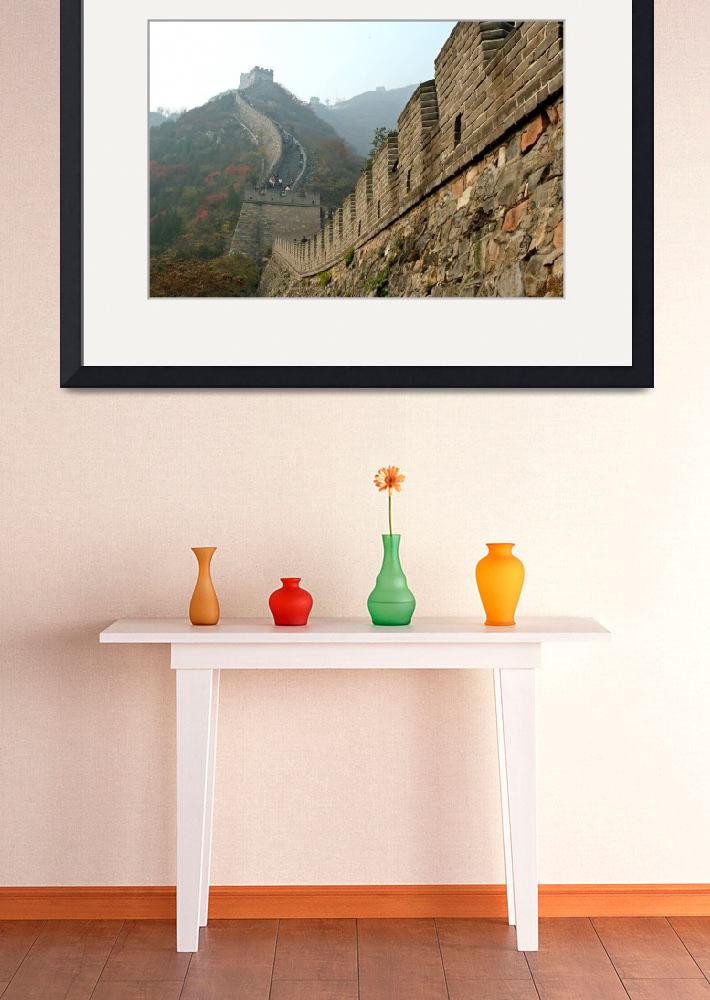 """""""Great Wall of China&quot  by sherryli"""