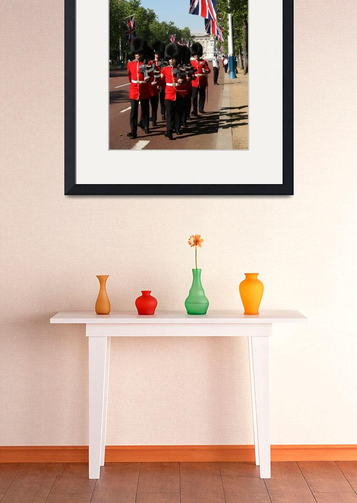 """""""Queens Royal Guard""""  by PJPHOTO"""