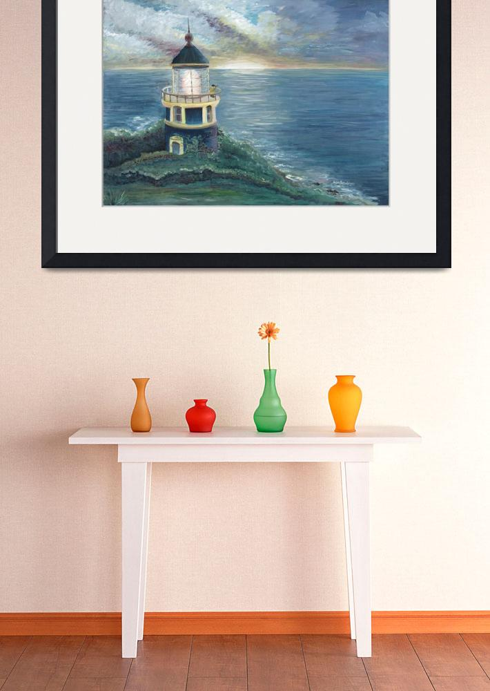 """""""The LIghthouse""""  (2005) by nadinerippelmeyer"""