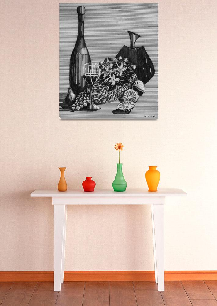 """""""Still Life&quot  by RoNel"""