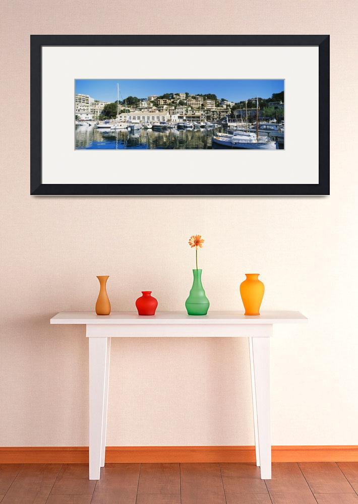 """Boats Mallorca Spain&quot  by Panoramic_Images"