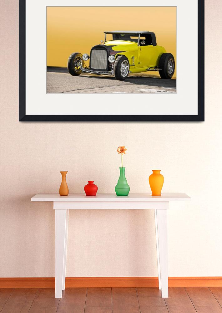 """""""1929 Ford Roadster I&quot  by FatKatPhotography"""