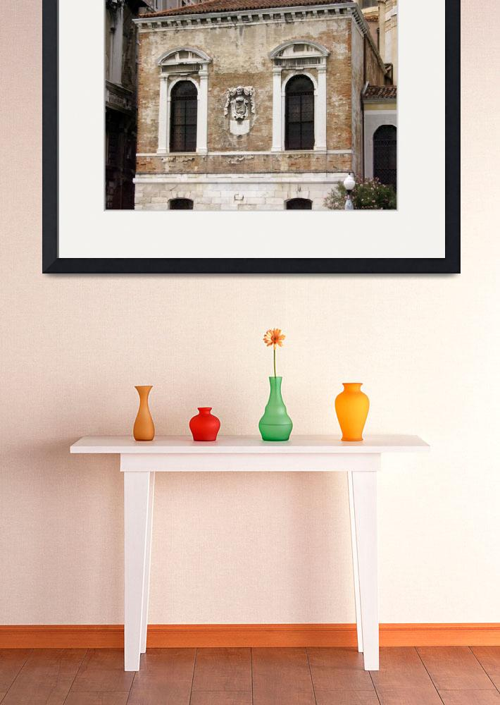 """""""Outstanding Building Art - Venice Italy&quot  (2007) by ExpressDesigns"""
