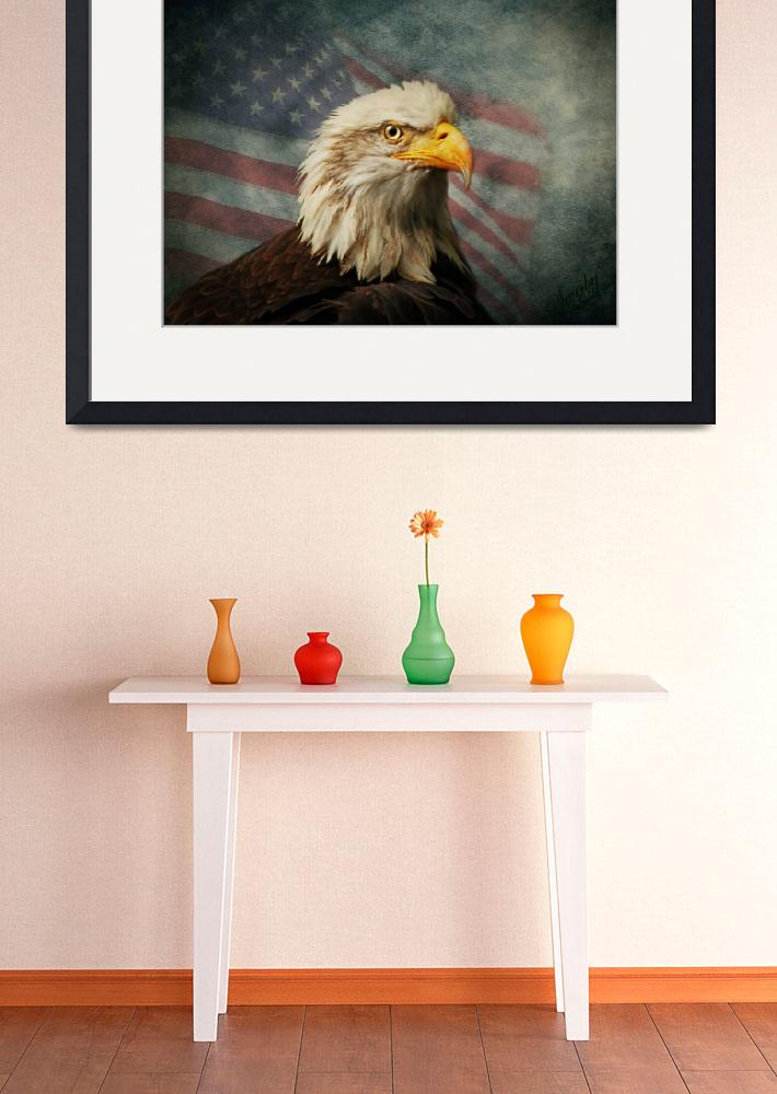 """""""American Eagle&quot  (2012) by swaby"""