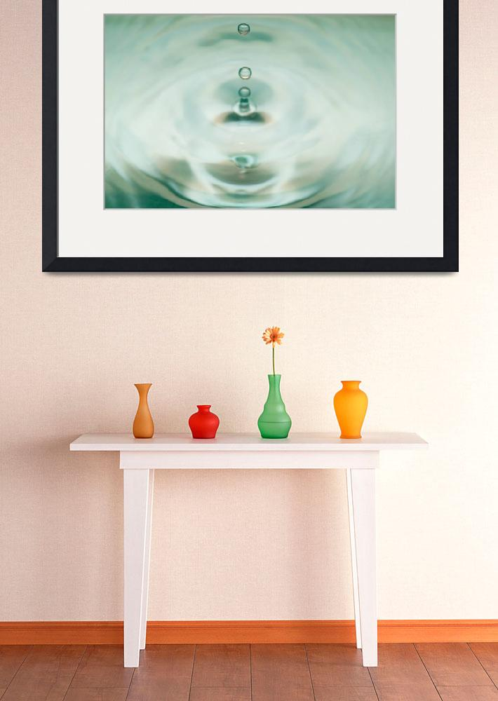 """""""Waterdrop&quot  by Adrianhall"""