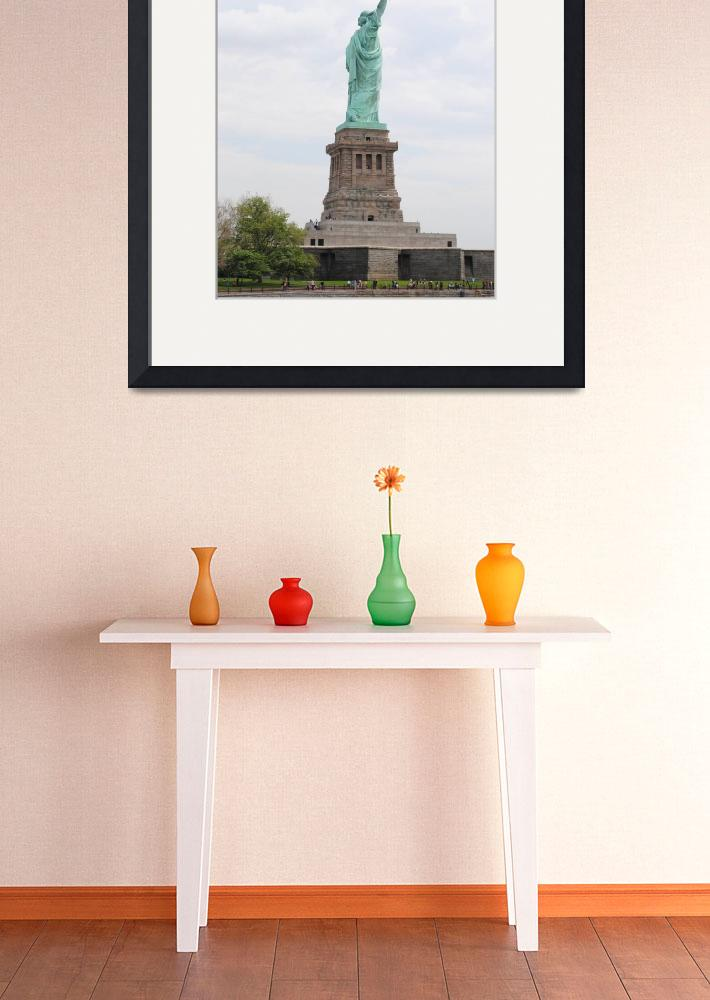"""""""Our Lady Liberty&quot  (2011) by njsimagesphotography"""