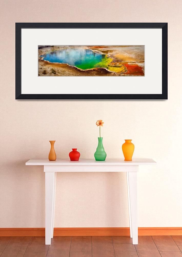 """""""Yellowstone Prizm Pool&quot  by ncmd"""