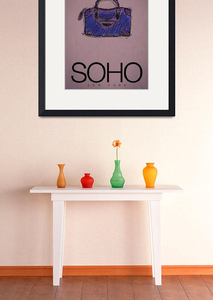 """""""Soho Fashion Purse&quot  by FirstCollection"""