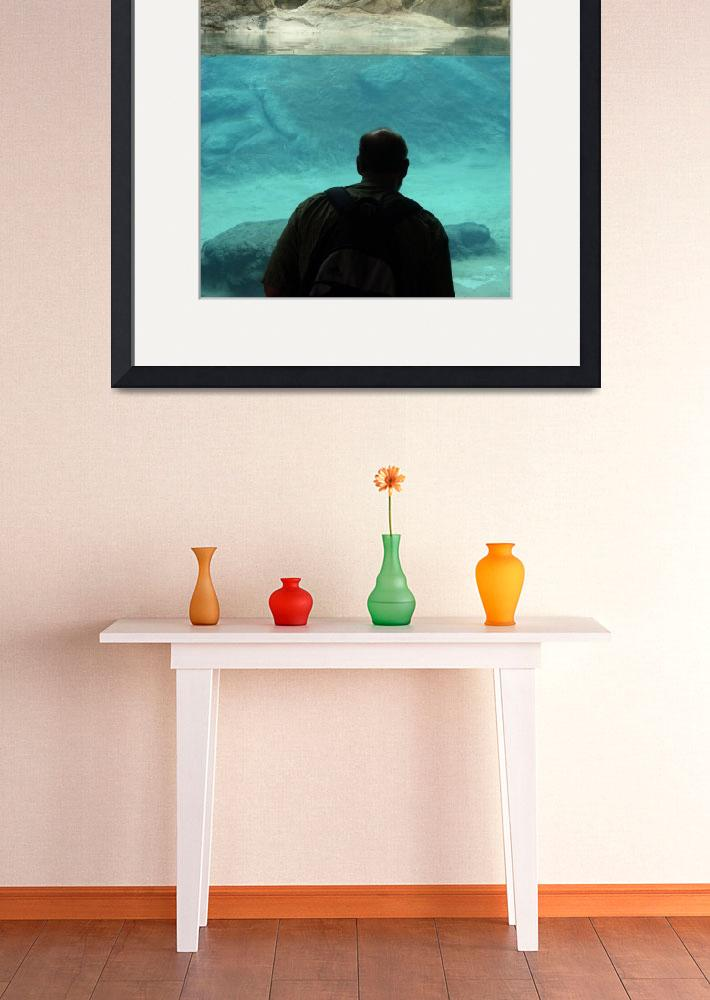 """""""Professor Silhouetted&quot  (2009) by AppleCheeks"""