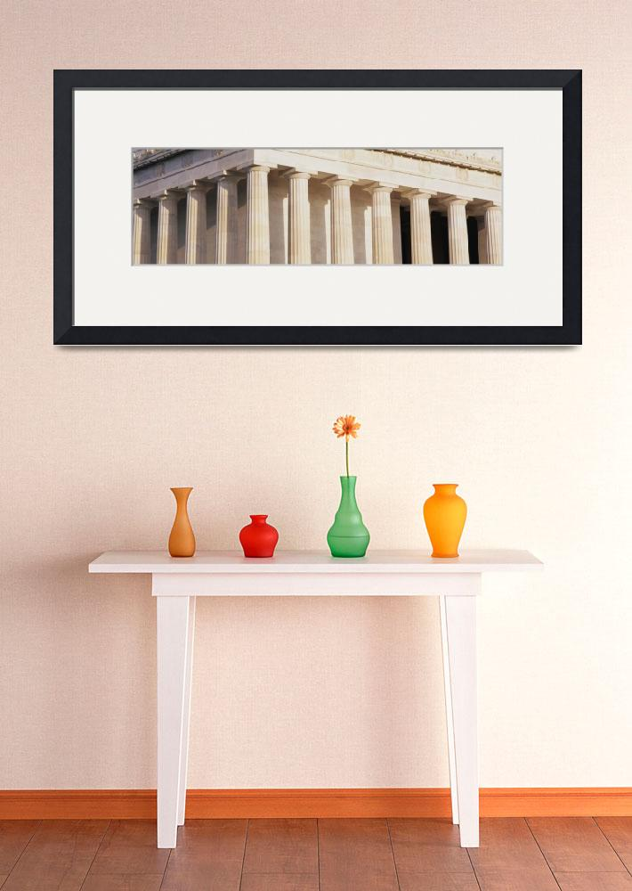 """""""Lincoln Memorial Washington DC&quot  by Panoramic_Images"""
