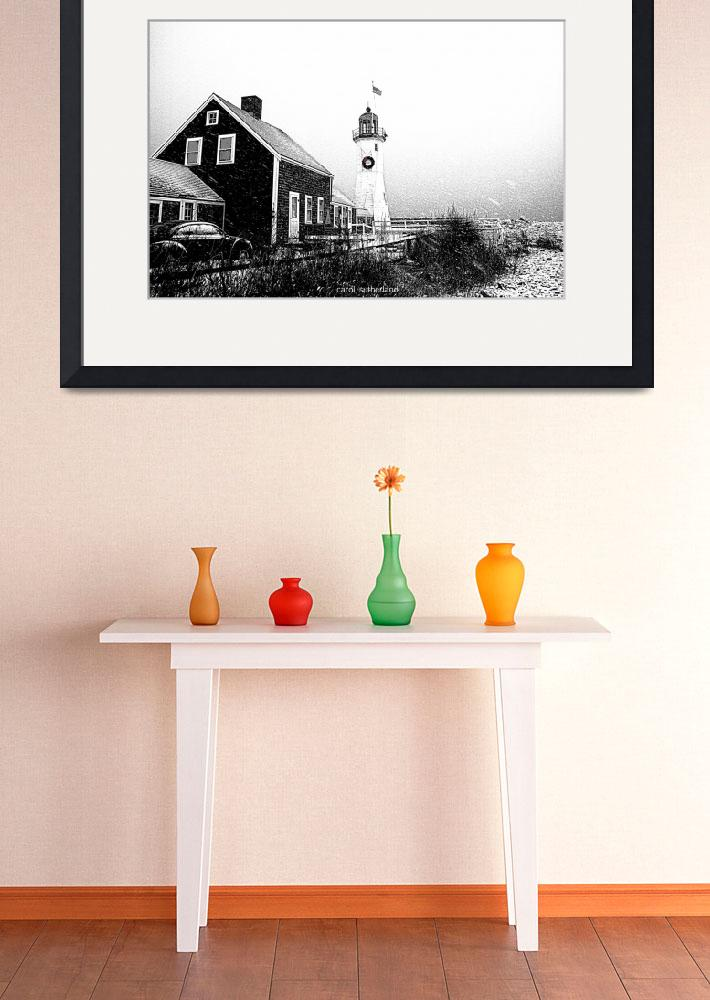 """""""Scituate Light&quot  (2013) by SkySail"""