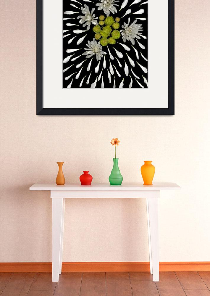 """""""Firework Mums 3&quot  (2008) by LindaCavaney"""