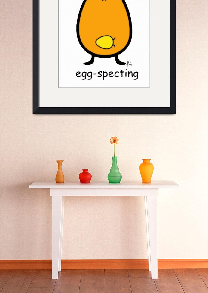 """""""egg-specting&quot  by flowie777"""
