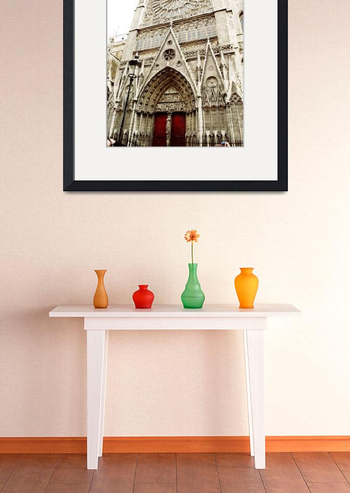 """""""Notre Dame&quot  (2010) by Jdillon"""