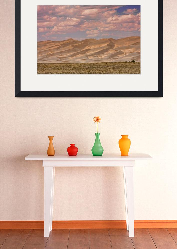 """The Great Colorado Sand Dunes  177&quot  (2010) by lightningman"