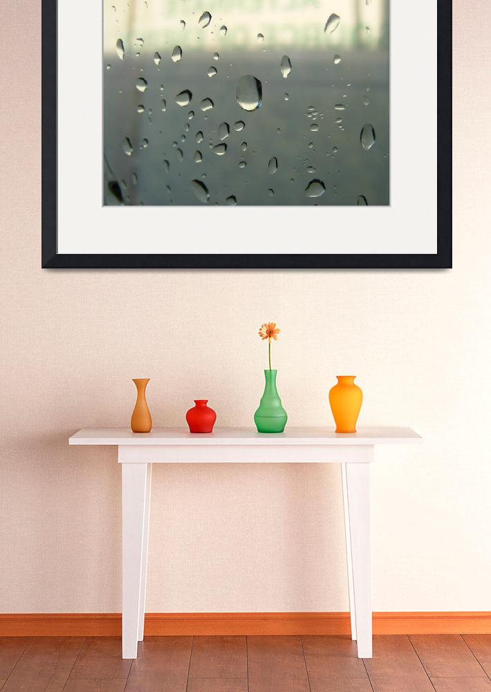 """""""Droplets""""  by BeeCay"""