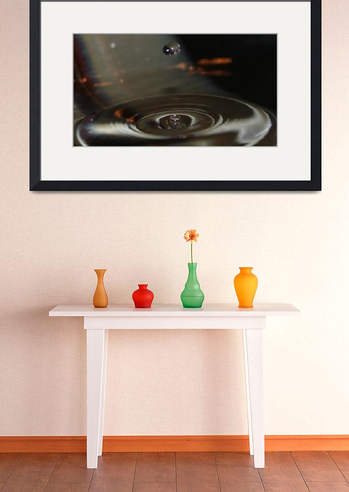 """""""Water drop II Series I&quot  by KM_Preston_Photography"""