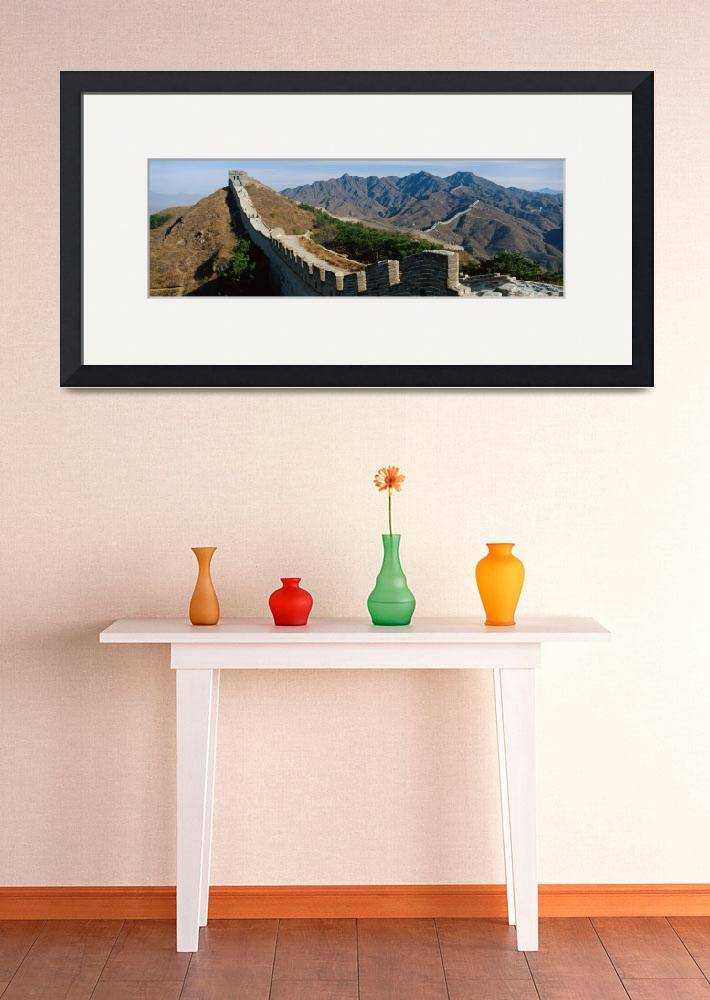 """""""Great Wall of China&quot  by Panoramic_Images"""
