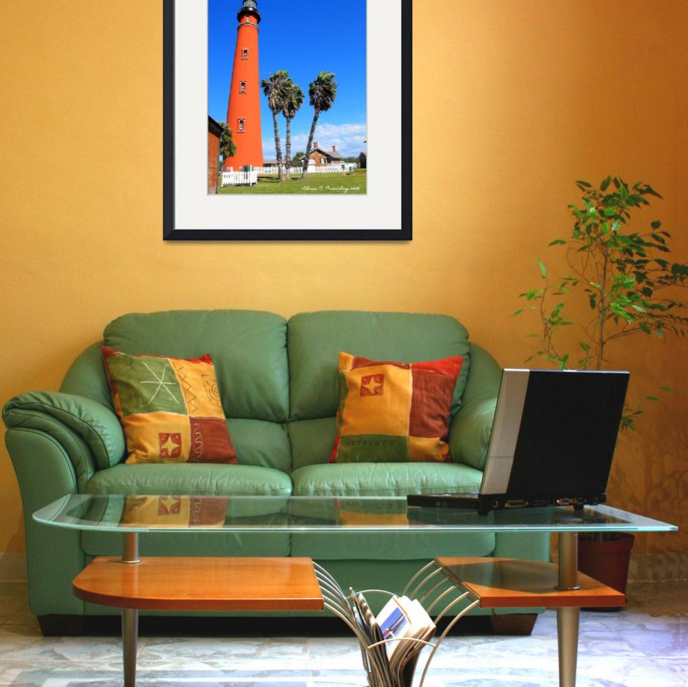 """""""Lighthouse Lawn&quot  (2009) by ChrisCrowley"""