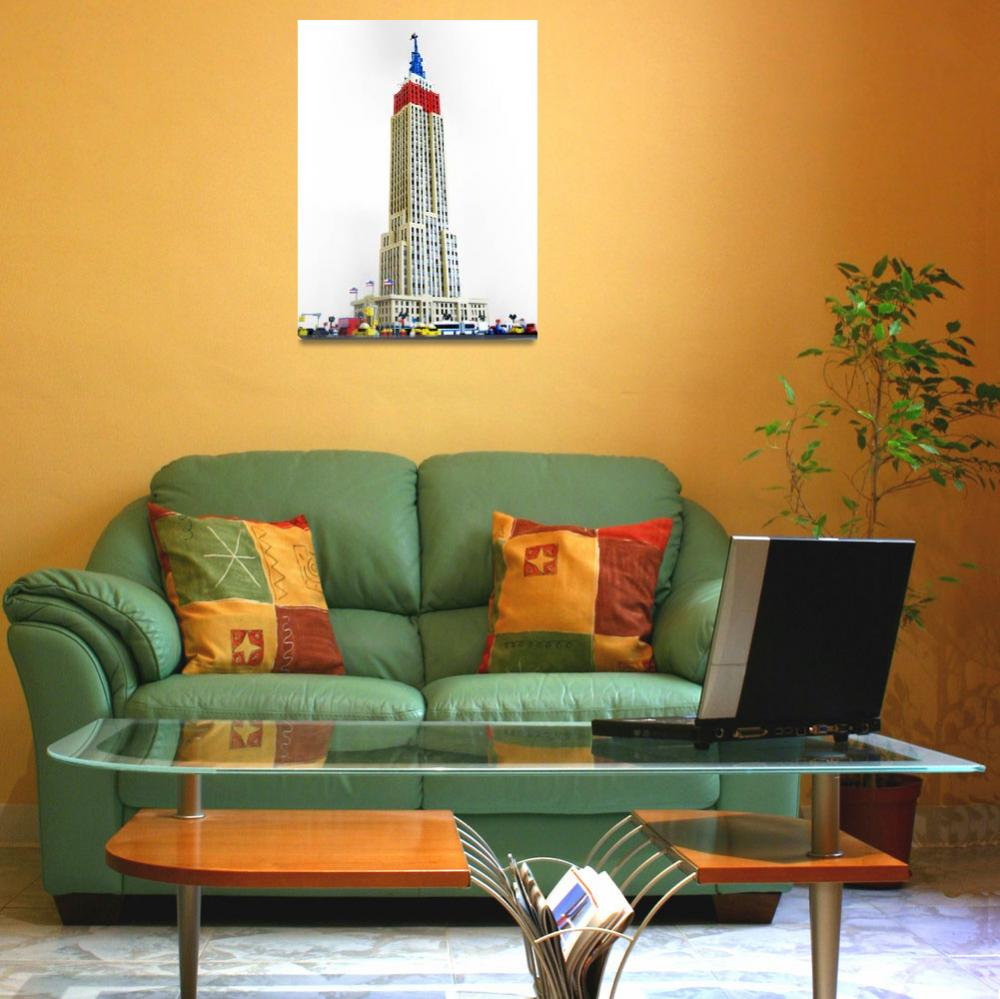 """""""Empire State Building""""  (2008) by seankenney"""