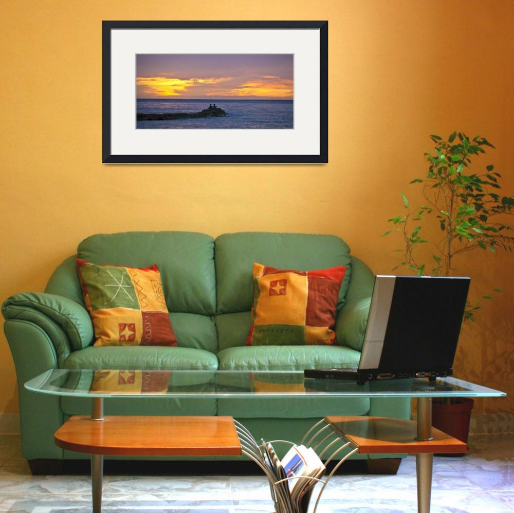 """""""Conch Pointe Beach&quot  (2010) by charleslloyd"""
