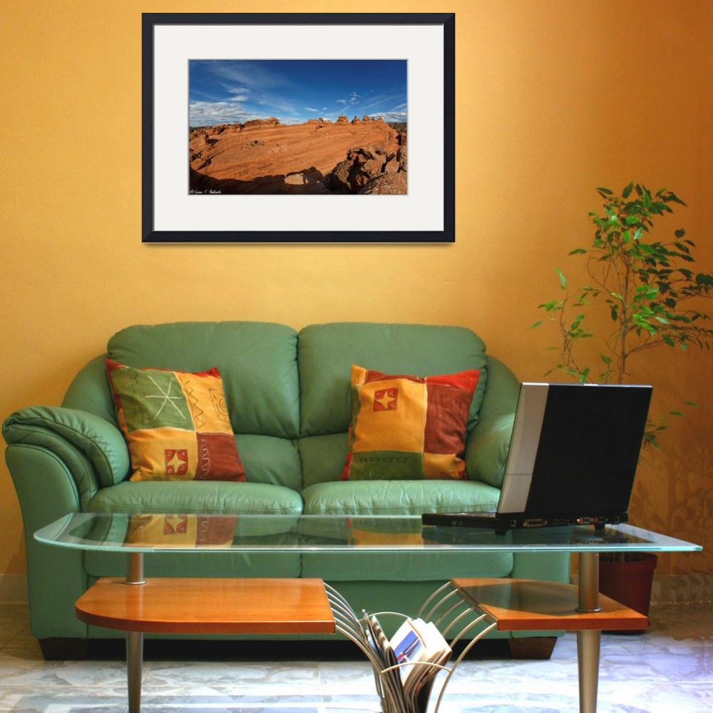 """""""Delicate Arch&quot  by lcsalcedo"""