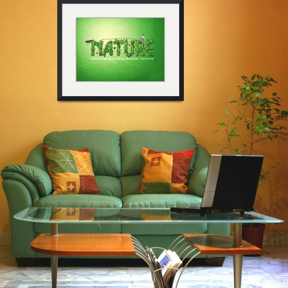 """Nature&quot  (2012) by creactive5"