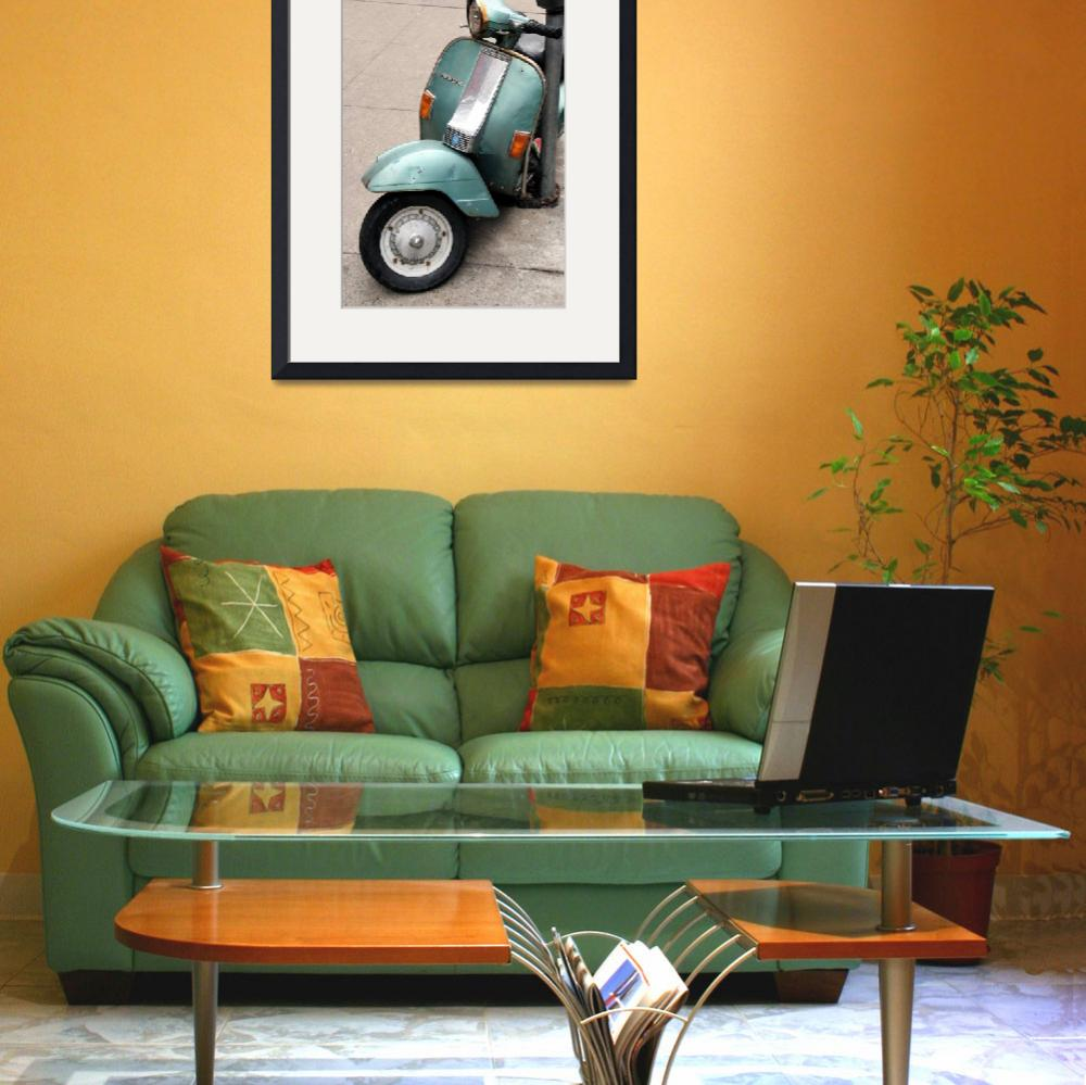 """""""Vespa&quot  by lfstyl"""