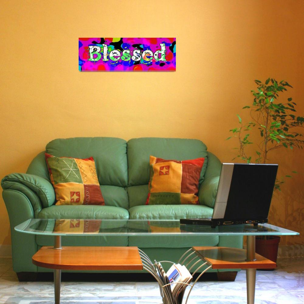 """""""blessed old print funky&quot  by lizmix"""