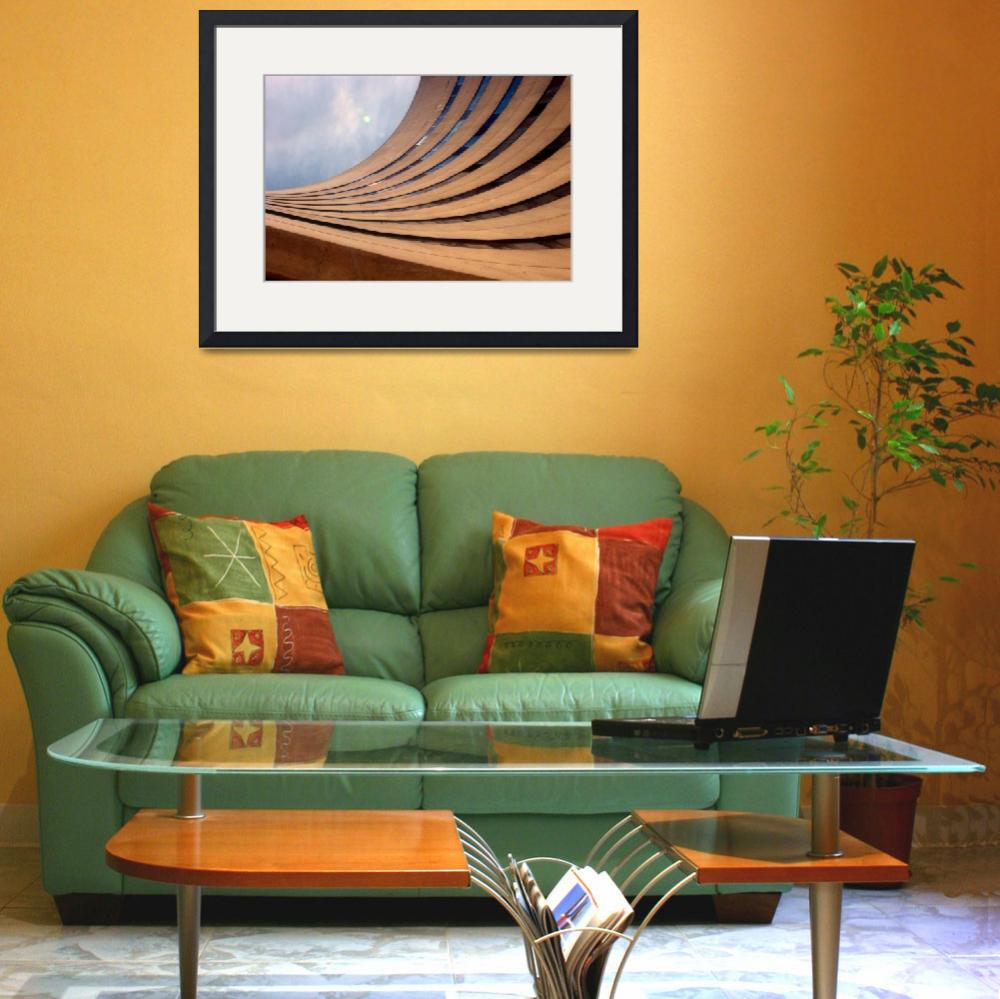 """""""Architectural Bends""""  (2008) by Mitchell17"""